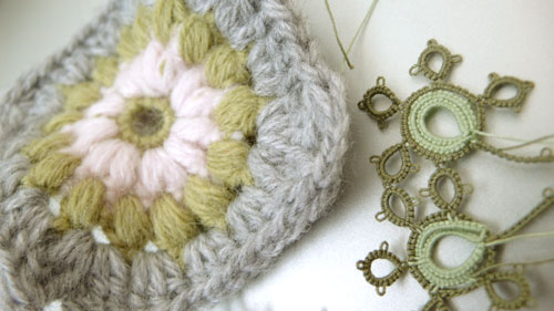 Crochet & tatting