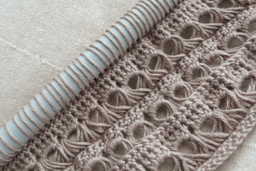 Broomstick Lace Occasional Crafter