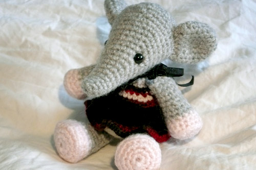 finished elephant