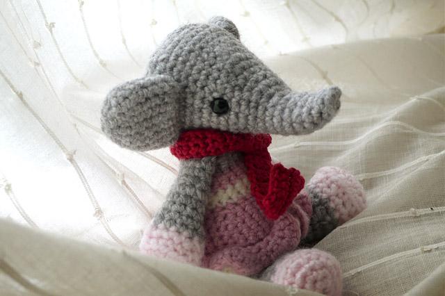 B's elephant