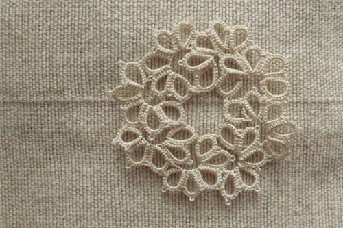 Mary Konior's posy pattern