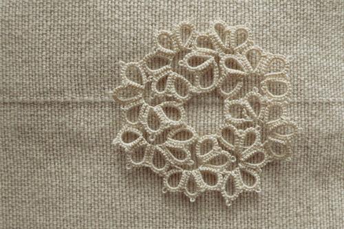 Mary Konior's posy pattern