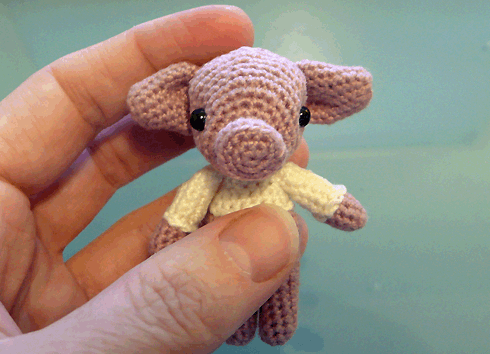 finished pig