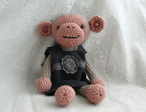 Finished monkey