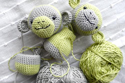monkey bodies
