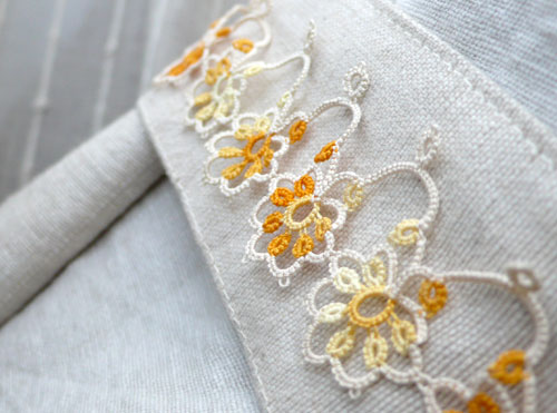 curtain edging tatting