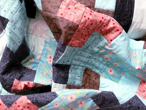 quilt close up