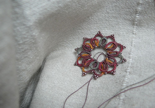 autumn tatting