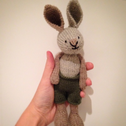 Bunny & trousers